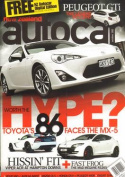 New Zealand Autocar - 1 year subscription - 12 issues
