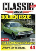 Classic Driver - 1 year subscription - 6 issues