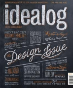 Idealog - 1 year subscription - 3 issues