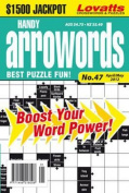 Lovatts Handy Arrowords - 1 year subscription - 6 issues