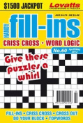 Lovatts Handy Puzzles - 1 year subscription - 6 issues