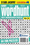 Lovatts Handy Wordhunt - 1 year subscription - 6 issues