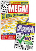 Lovatts Crossword Bundle - 1 year subscription - 12 issues