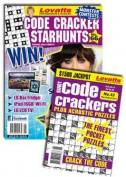Lovatts Code Crackers Bundle - 1 year subscription - 12 issues