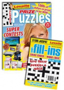 Lovatts Puzzles Bundle - 1 year subscription - 12 issues