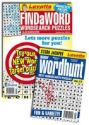 Lovatts Wordsearch Bundle - 1 year subscription - 12 issues