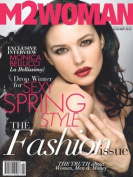 M2WOMAN - 1 year subscription - 8 issues