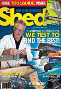 The Shed - 1 year subscription - 8 issues