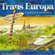 Transeuropa Board Game