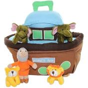 Noah's Ark Plush Playset