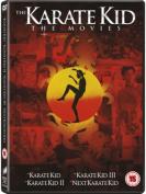 The Karate Kid/The Karate Kid 2/The Karate Kid 3/Next Karate Kid [Region 2]