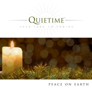 Quietime: Your Turn to Unwind: Peace on Earth