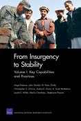 From Insurgency to Stability, Volume 1