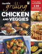 Char-Broil's Grilling Chicken and Veggies