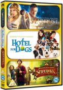 Stardust/Hotel for Dogs/The Spiderwick Chronicles [Region 2]