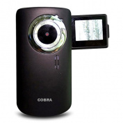 Cobra Digital Digital Video Camera, Black