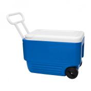 Wheelie Cool 38 Wheeled Cooler, Blue