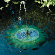 Lily Floating Solar Fountain