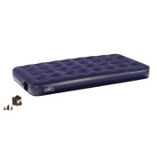 Deluxe Air Beds with Built In Battery Pump, Twin