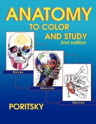 Anatomy to Color and Study 2nd Edition
