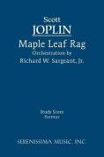 Maple Leaf Rag - Study Score