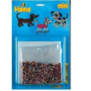 Mini Hama Beads - Dogs