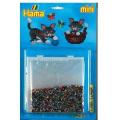 Mini Hama Beads - Cats