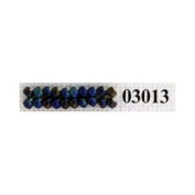 Mill Hill Glass Antique Seed Beads 11/0 - Stormy Blue 03013