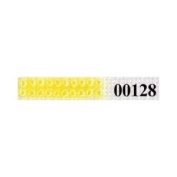 Mill Hill Glass Seed Beads 11/0 - Yellow 00128