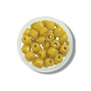 Impex Glass E Beads 8g - Yellow