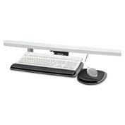 Professional Sit/Stand Adjustable Keyboard Platform, 19w x 10-5/8d, Black