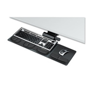 Professional Series Compact Keyboard Tray, 19w x 9-1/2d, Black