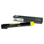 Lexmark C950X2YG High-Yield Toner Yellow