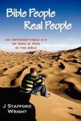 Bible People Real People