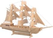 Sailing Ship - Woodcraft Construction Kit