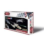 Revell Star Wars 3 Fighter Model Gift Set