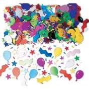 Amscan International Confetti Metallic Balloon Fun Multicolour
