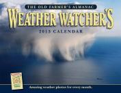 The Old Farmer's Almanac Weather Watcher's Calendar (Old Farmer's Almanac