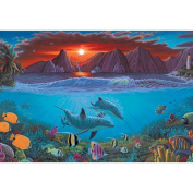 Royal & Langnickel Painting by Numbers Adult Large Art Activity Kit, Ocean Life