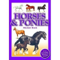 Horse & Ponies Sticker Book
