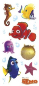Disney Finding Nemo Stickers/Borders Packaged-Finding Nemo Stickers