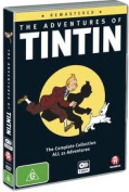 The Adventures of Tintin Remastered [Region 4]