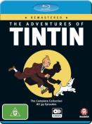 The Adventures of Tintin [Regions 2,4] [Blu-ray]
