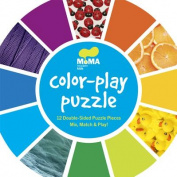 MoMA Color Wheel Puzzle
