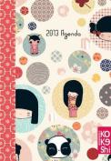 2013 Agenda: Kokeshi
