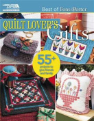 Quilt Lover's Gifts