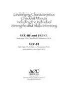 Underlying Characteristics Checklists (UCC) User Manual