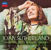 Joan Sutherland - Complete Decca Studio Recitals