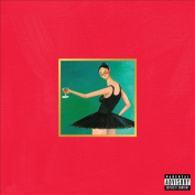 My Beautiful Dark Twisted Fantasy [LP Version] [Parental Advisory]
