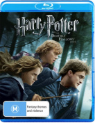 Harry Potter and the Deathly Hallows - Part 1 [Region B] [Blu-ray]